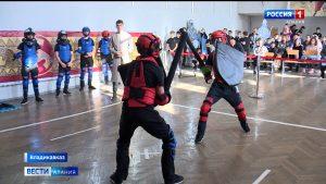Во Владикавказе прошел турнир по современному мечевому бою