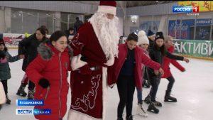 ОНФ организовал «Новогоднее чудо» для детей из многодетных и малоимущих семей