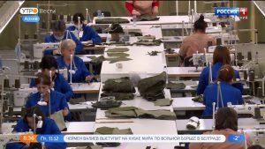 Швейная фабрика в Хазнидоне увеличит количество рабочих мест