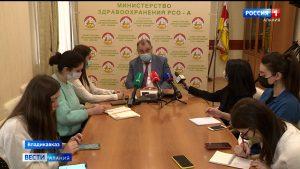 Тамерлан Гогичаев подвел итоги года в сфере здравоохранение в Северной Осетии