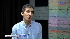 #AlaniaLab. Аслан Каргинов