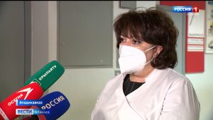 130 коек готовы для приема больных коронавирусом в кожно-венерологическом диспансере