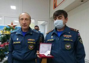 Алан Кокаев удостоен медали «Во Славу Осетии»