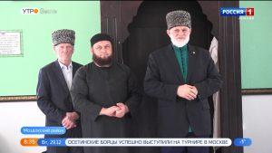 В Сухотском открылся дом молитвы
