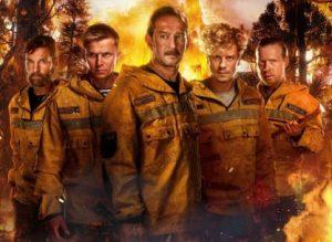В прокат вышел фильм-катастрофа «Огонь», созданный при участии телеканала «Россия 1»