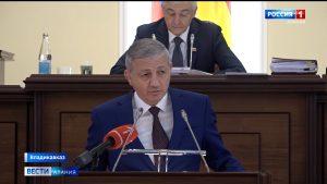 Вячеслав Битаров: В этом году удалось достичь наивысших показателей бюджета за всю историю республики