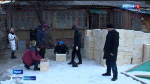 В Северной Осетии перезахоронили останки более 200 человек, найденные в ходе археологических работ у Нузальской часовни