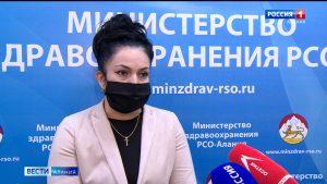 В ковид-стационарах Северной Осетии остаются около 1,5 тысяч пациентов