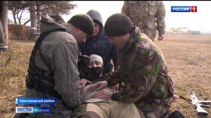 Во Владикавказе прошел семинар по военно-полевой медицине