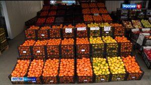 В Северной Осетии приостановлен рост цен на отдельные продукты питания