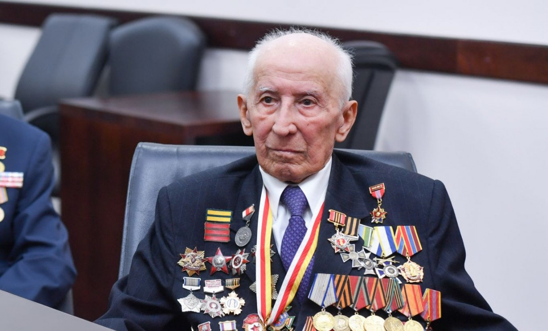 Скончался ветеран Хизир Гулуев