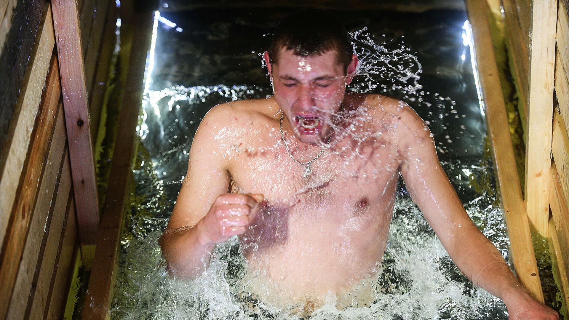 МЧС: крещенские купания в Северной Осетии прошли без происшествий