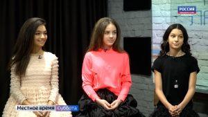 #Alanialab. Детская команда КВН «Сборная Владикавказа» и музыкальная группа «Дочки»