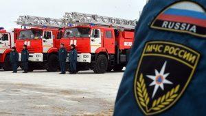 В новогоднюю ночь во Владикавказе произошло 6 возгораний