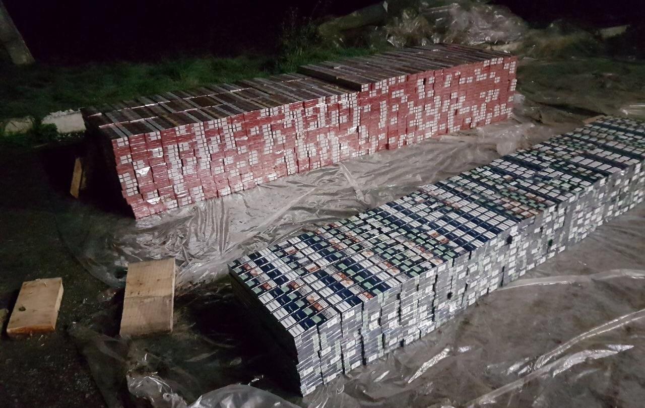 В Северной Осетии изъяли более 180 блоков контрабандной табачной продукции