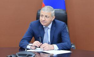 Вячеслав Битаров провел ряд рабочих встреч с членами республиканского правительства
