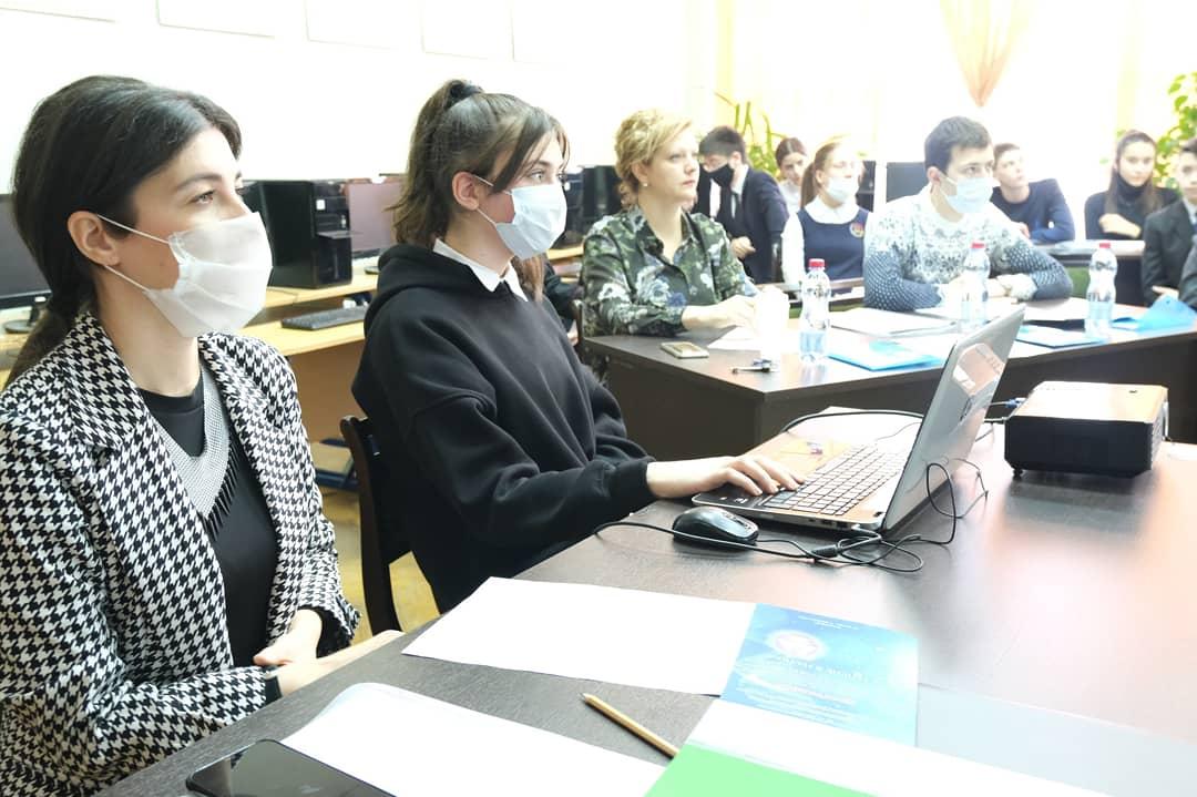 В Северной Осетии стартовал конкурс молодых исследователей «Ступень в науку»