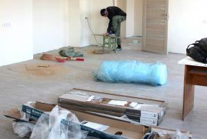 В Ардонском колледже продолжается подготовка новых мастерских