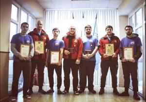 Преподаватели ГМТ награждены медалями «За содружество во имя спасения»