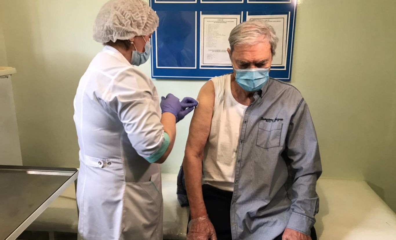 Минздрав: Более 300 жителей Северной Осетии сделали прививки от коронавируса