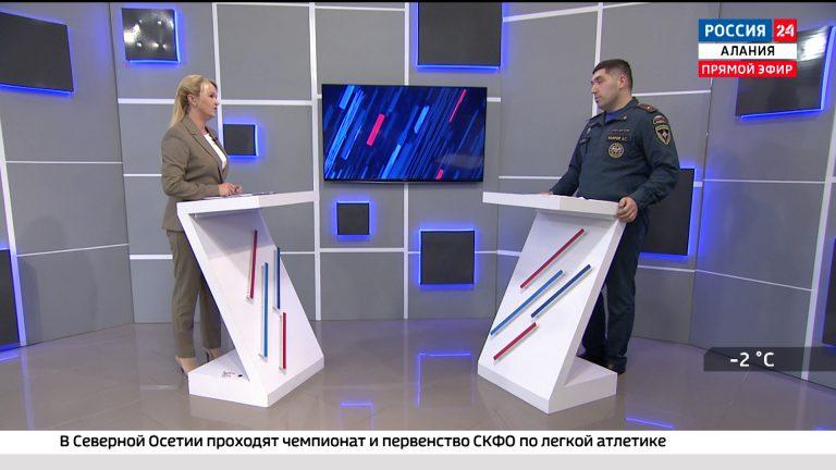 Россия 24. Новые правила противопожарного режима