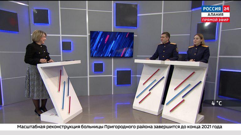 Россия 24. 10 лет со дня образования СКР