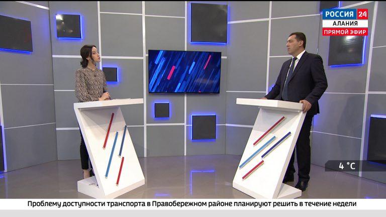 Россия 24. Развитие Ирафского района