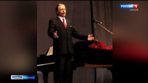 Народный артист России Юрий Бацазов отмечает 80-летний юбилей