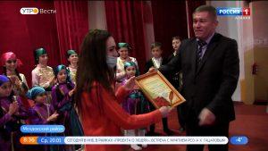 В Моздокском районе прошел танцевальный фестиваль «Маршрут дружбы»