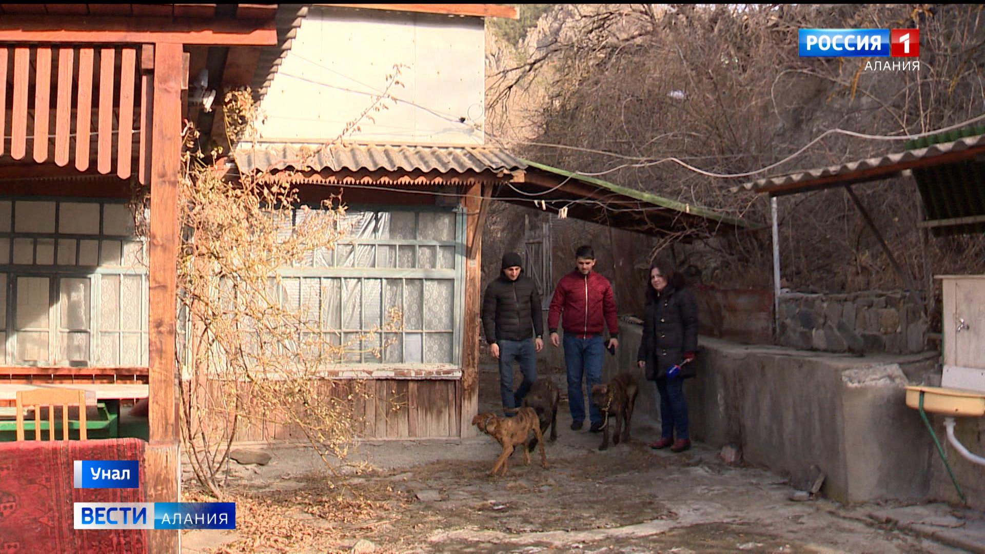 В Унале реализуется грантовый проект «Гостевой домик»