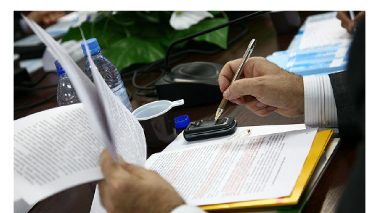 Главный специалист управления капстроительства РСО-А подозревается в служебном подлоге