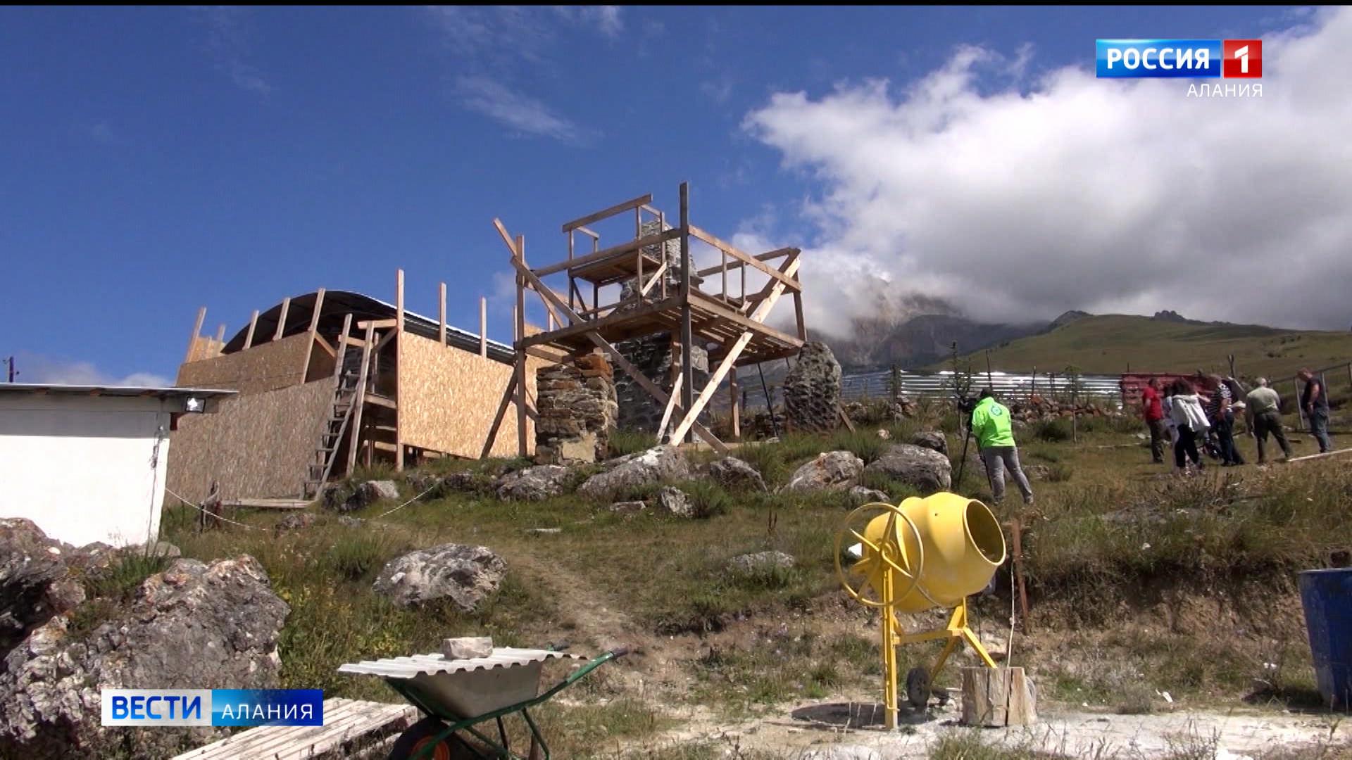 В рамках подготовки к празднованию 1100-летию крещения Алании в Северной Осетии отреставрируют 14 объектов культурного наследия