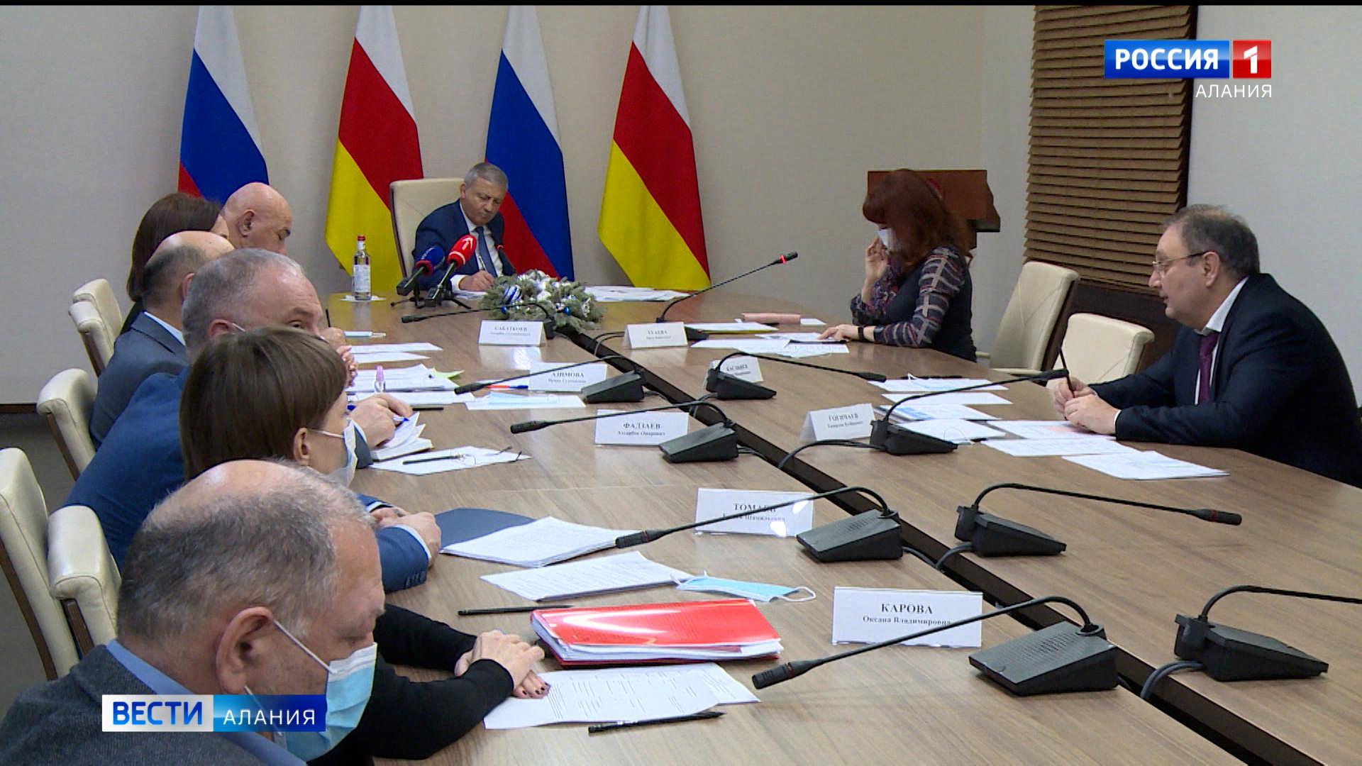 Развитие системы здравоохранения Северной Осетии обсудили на заседании Проектного офиса