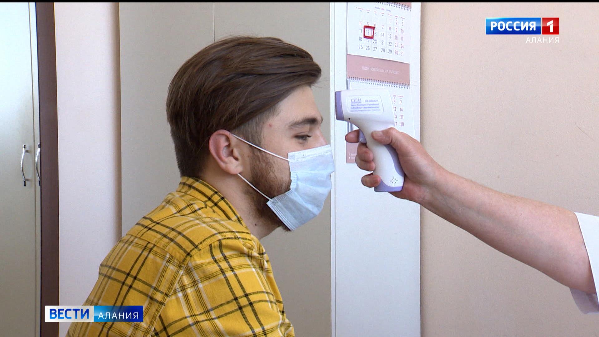 12 североосетинских журналистов сделали прививку от коронавируса