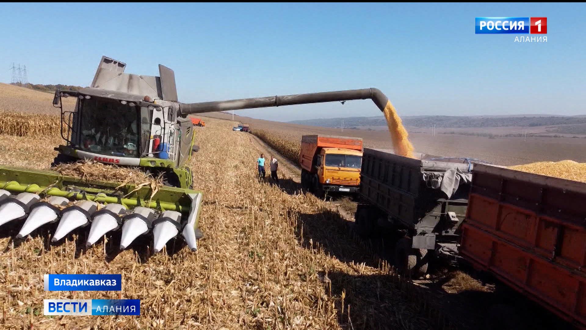 В Северной Осетии началась подготовка к весенним полевым работам
