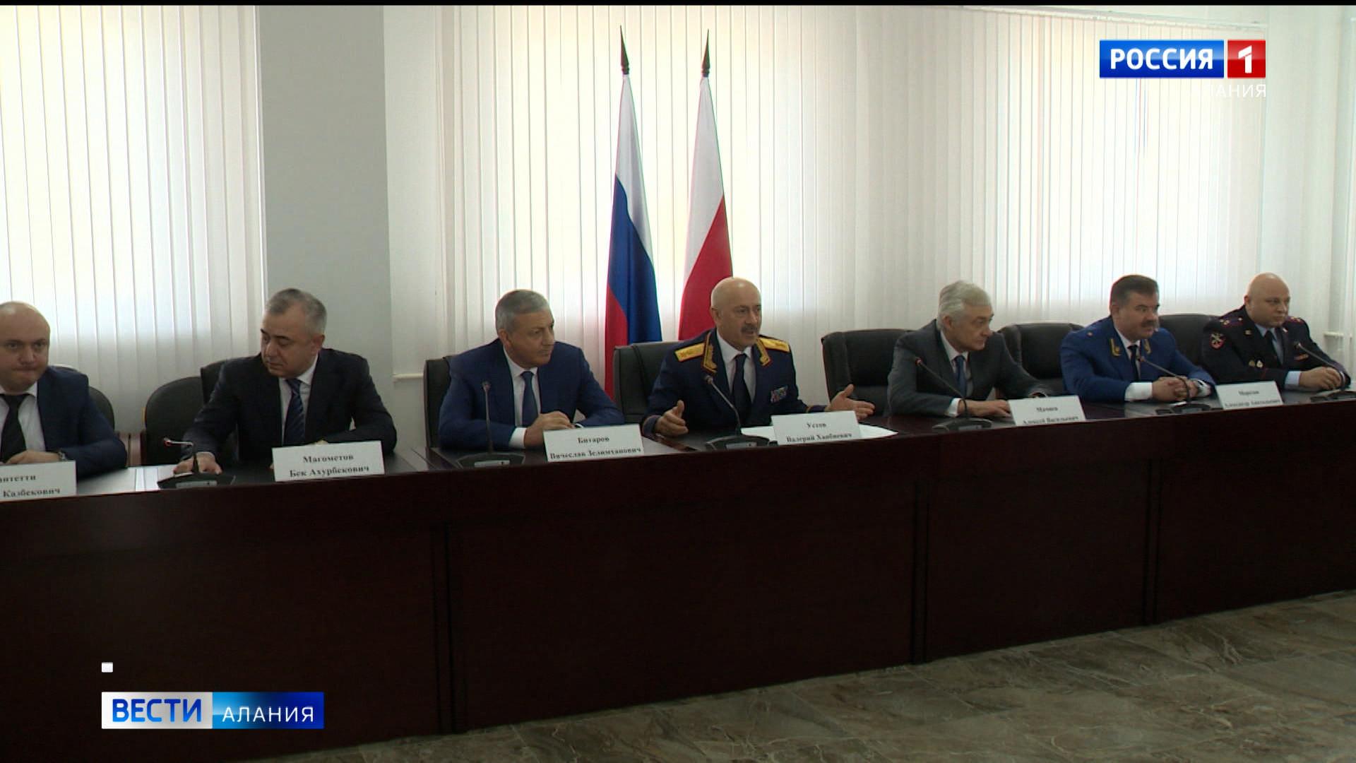 Следственный комитет России отмечает 10 лет со дня образования