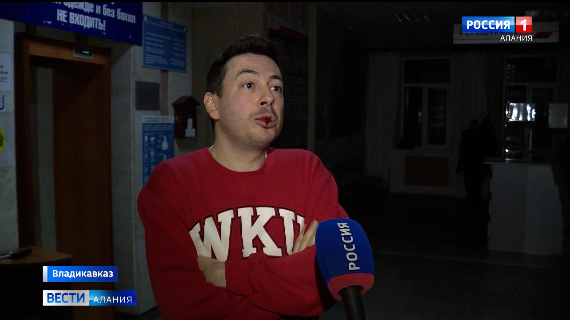 Руслан Тотров о нападении: «Это международный скандал»