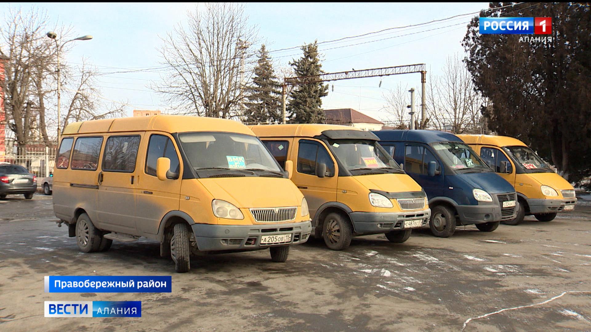 Проблему доступности транспорта в Правобережном районе планируют решить в течение недели