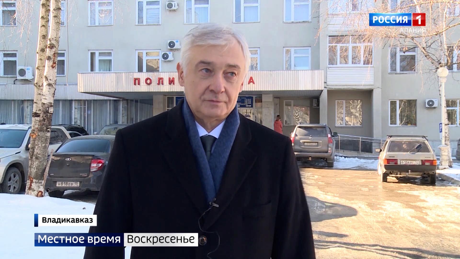 Алексей Мачнев сделал прививку от коронавируса