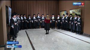 Во Владикавказе открылась выставка народного художника Северной Осетии Хаджумара Сабанова