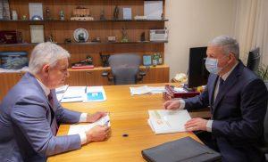 Дальнейшую реализацию проекта «Мамисон» обсудили в министерстве экономического развития РФ