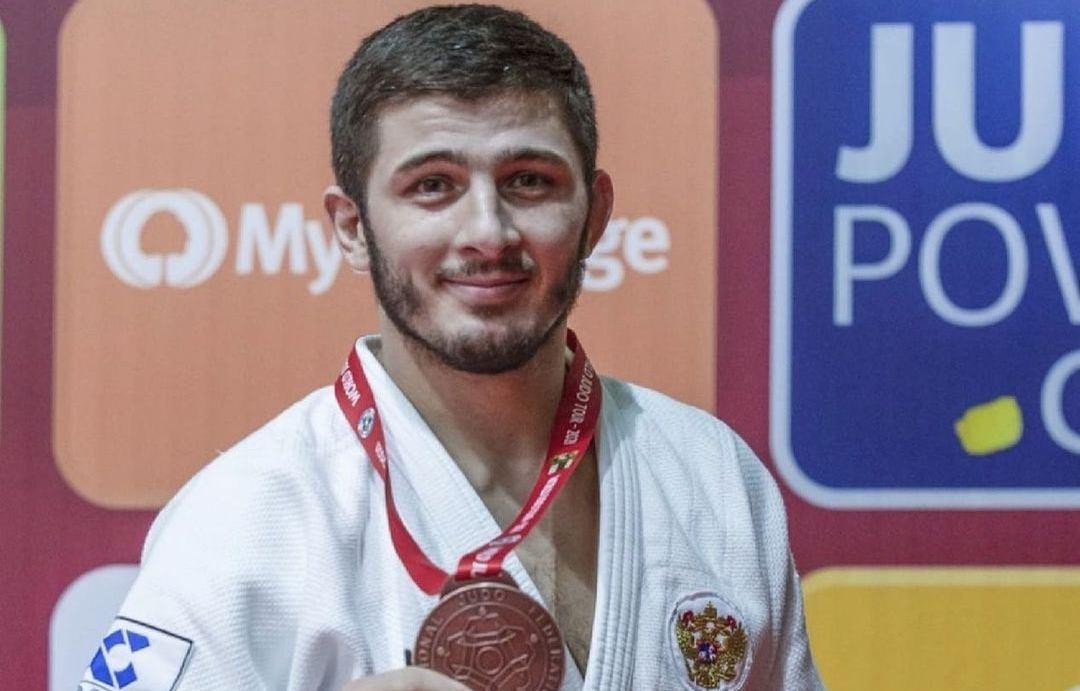 Дзюдоист Аслан Лаппинагов стал бронзовым призером международного турнира в Израиле
