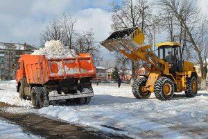 В отношении замдиректора «Спецэкосервиса» возбуждено административное дело из-за несвоевременной очистки улиц Владикавказа от снега