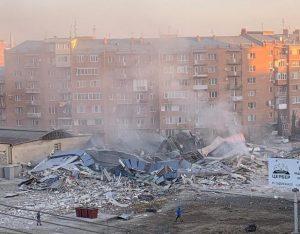 АМС Владикавказа отремонтирует имущество жильцов многоквартирных домов, поврежденное во время взрыва в ТЦ на ул.Гагкаева