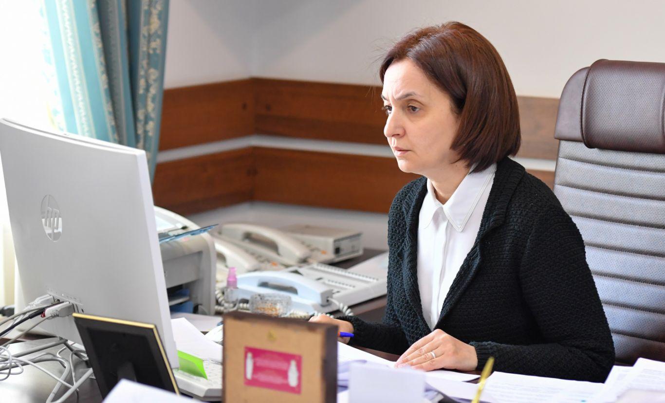 Ирина Азимова провела заседание межведомственной комиссии по делам несовершеннолетних