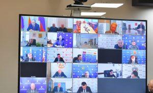 Таймураз Тускаев провел очередное совещание по дальнейшему развитию ВТРК «Мамисон»