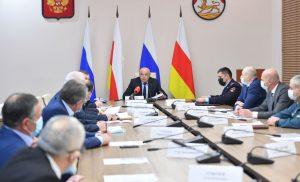В Северной Осетии сократилось количество ДТП, но увеличилась смертность на дорогах