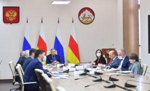 Вячеслав Битаров: «Дорожные карты» мероприятий должны стать «настольными книгами» для руководителей всех органов исполнительной власти