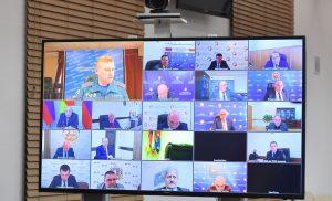 В Северной Осетии обсудили вопросы пожарной безопасности