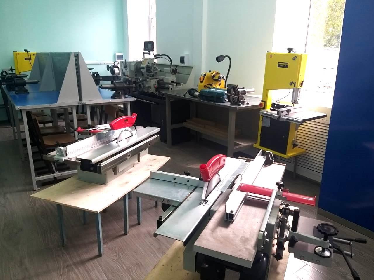 В школе-интернате «Надежда» появятся десять мастерских по нацпроекту «Образование»